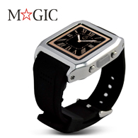1.54'' Smart Watch Phone with Sim Card Slot SMS Reminder